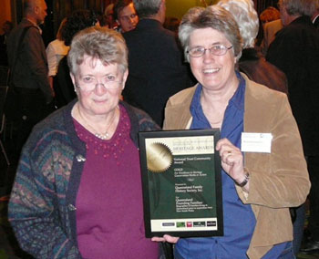 QFHS National Trust Award