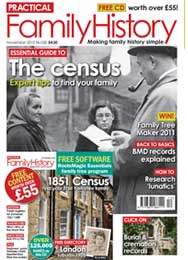Practical Family History magazine