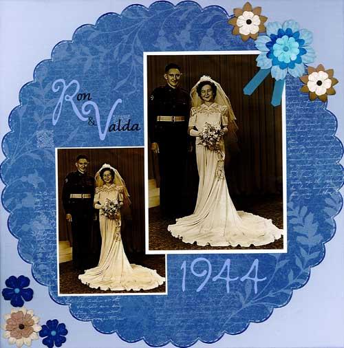 Scrapbooking - 1944