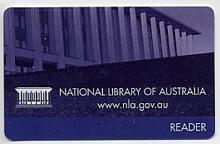 NLA eReader Card