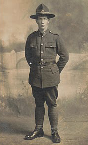NZ Soldier WWI