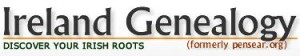 logo - Ireland Genealogy