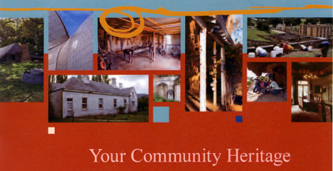 Your Community Heritage Grants