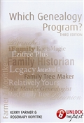 UTP0101 Genealogy Program