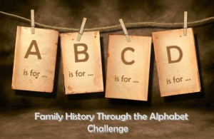 Family History Through the Alphabet 530