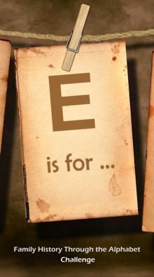 FH Alphabet - E