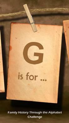 FH Alphabet - G