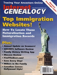 Internet Genealogy Magazine - Jun 2012