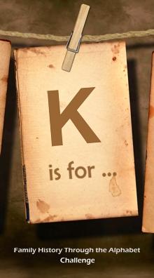 FH Alphabet - K