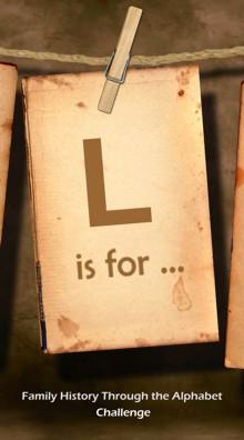 FH Alphabet - L