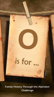 FH Alphabet - O