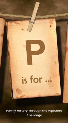 P Alphabet In Love Alphabet Challenge again
