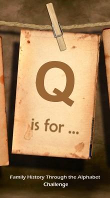 FH Alphabet - Q
