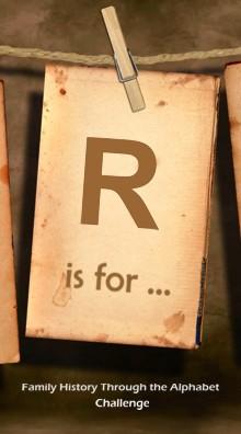 FH Alphabet - R
