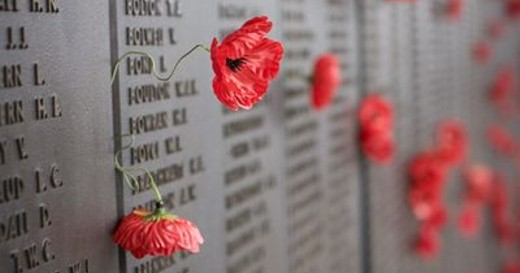 Lest-We-Forget-Remembrance-Wall-with-pop