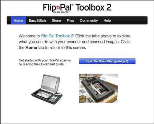 Flip-Pal Toolbox 2
