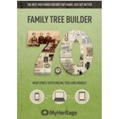 MyHeritage-Family Tree Builder 7.0