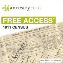 Ancestry UK 1911 Census