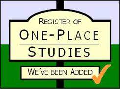Register of One Place Studies