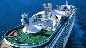 4th cruise - ship voyager of the seas