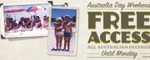 Ancestry AU - Australia Day 2014