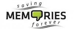 logo - Saving Memories Forever