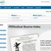 periodical source index persi