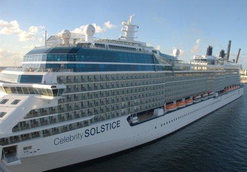 6th cruise - celebrity solstice