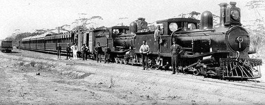 FindMyPast.com.au - NZ railway records