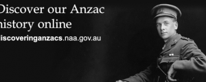 Discovering Anzacs