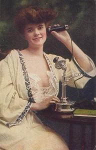 Vintage-Telephone