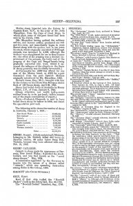 a page from the Australian Dictionary of Dates and Men of the Time