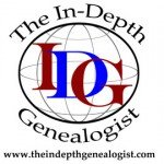 logo - In-Depth Genealogist