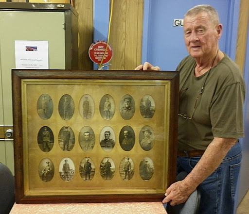 WW1 - Stockton Historical Society