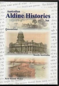 AU1103-2 Australia Aldine Histories Set