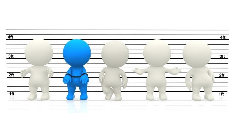 convict criminal line up