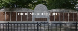 Honor Roll Project header
