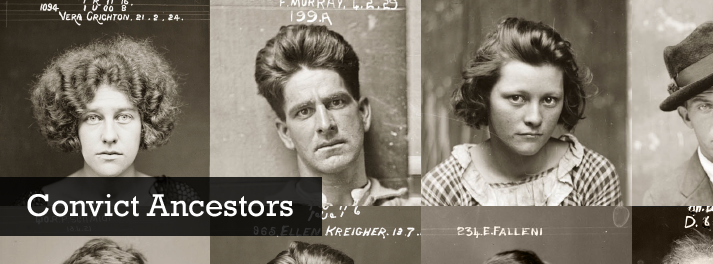 UTAS Convict Ancestors Course