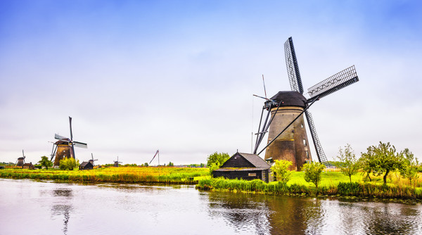 Netherlands - Dutch windmills