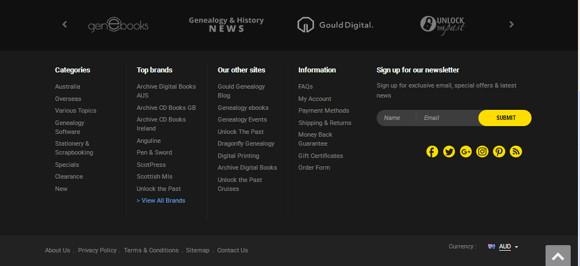 Gould Website - Brands