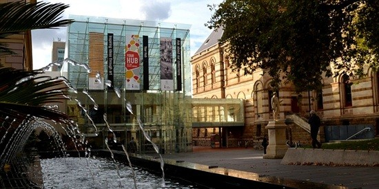the State Library of South Australia