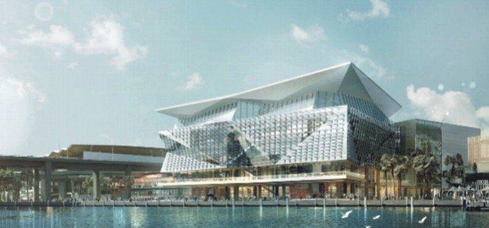 International Convention Centre, Sydney