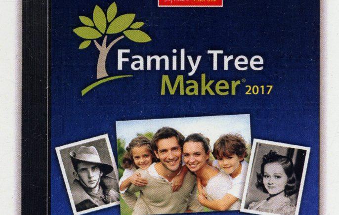 Family Tree Maker 2017