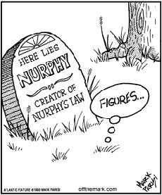 Murphy's Law of Genealogy