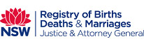 NSW Registry of Births Deaths and Marriages - Cathy Dunn