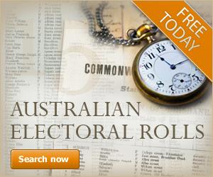 Electoral roll victoria australia