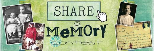 "Dear Myrtle's ""Share A Memory"" Contest is on Again"