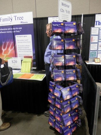 Legacy Family Tree at RootsTech