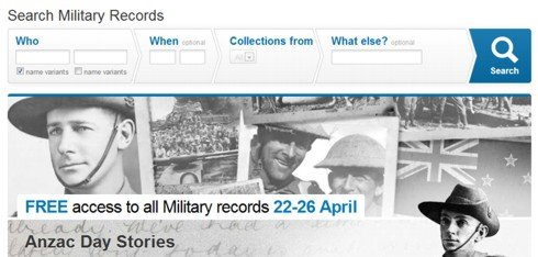 FMP - Anzac Day Records