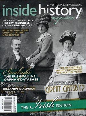 Inside History Magazine - 2013-05